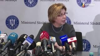 Ministerul Sănătăţii: Avem un număr de 35.000 de doze de vaccin antigripal pe care le-am suplimentat