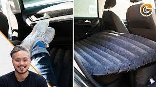 Auto-Gadgets: Eine Luftmatratze für dein Auto