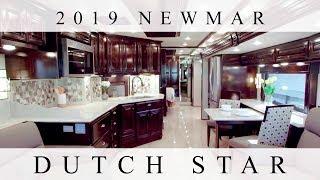 2019 Newmar Dutch Star Class A Luxury Diesel Motorhome