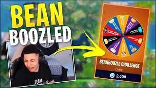 TSM Myth - BEAN BOOZLED CHALLENGE (Fortnite Battle Royale)