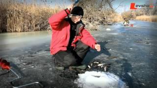 Кивки для зимней рыбалки левша