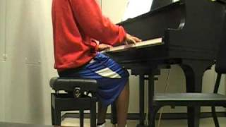 After the Love - Brian McKnight piano cover