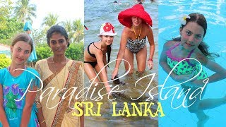 TRAVEL WITH ME | Sri Lanka | PARADISE ISLAND