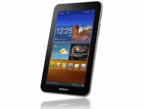 Samsung Galaxy Tab 7.0 Plus
