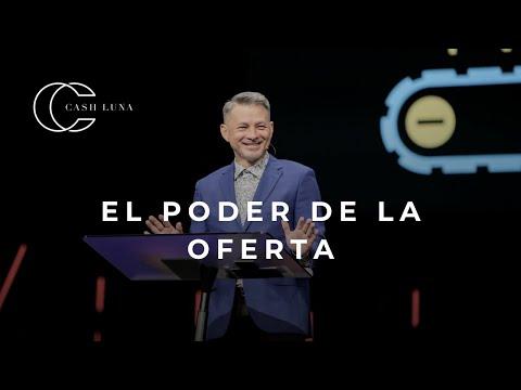 Pastor Cash Luna - El poder de la oferta   Casa de Dios