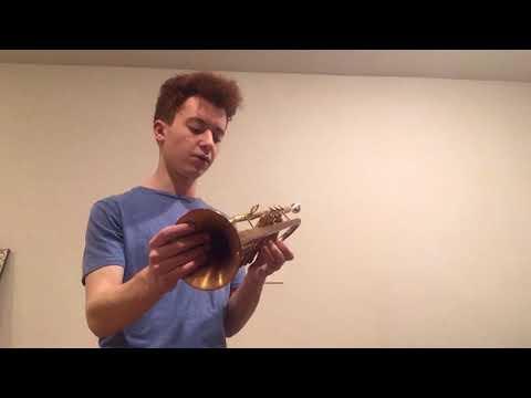 Berkeley Winds C/B/Bb/A Trumpet Review