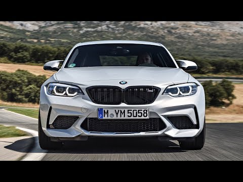 2019 BMW M2 Competition - The Compact High-performance Sports Car