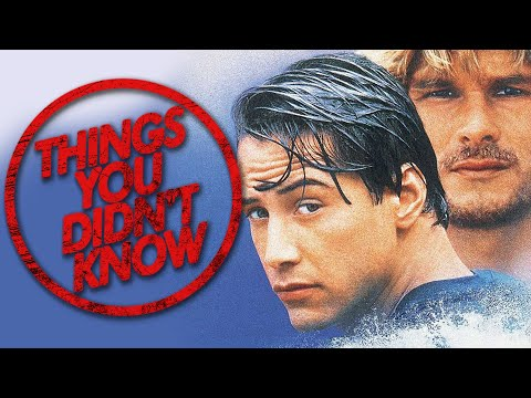 7 Things You (Probably) Didn't Know About Point Break