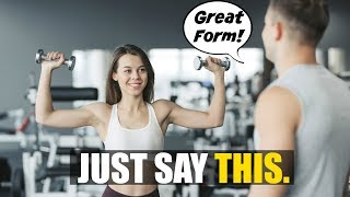How to Talk to Girls at the Gym (GET YOUR GYM CRUSH!)