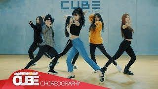 (여자)아이들((G)I DLE)   'Senorita' (Choreography Practice Video)
