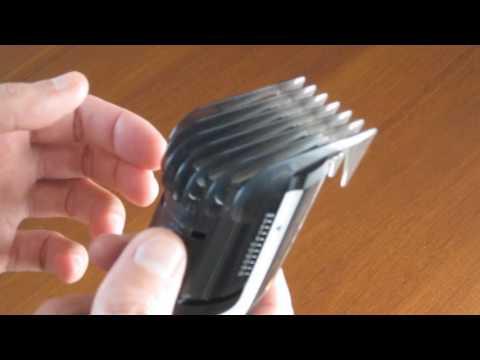 Машинка для стрижки волос PHILIPS QC5115 обзор, описание и мой отзыв