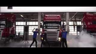 Scania июль 2013