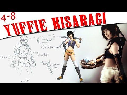 FFVII - An In-Depth Look At Yuffie Kisaragi