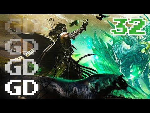 Guild Wars 2 Gameplay Part 32 - Durmand Priory - GW2 Let's Play Series