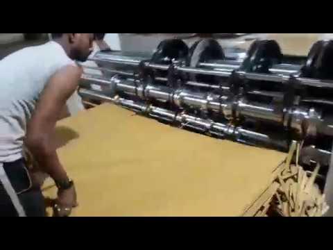 Rotary Slotting Machine -RS4