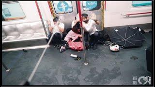 中國民心香港民心20200122(2) 習近平上台香港即不安寧. 721,831關地鐵站成為唯一策略,難怪香港評級係咁跌.駱惠寧重提23條立法 (第二節)