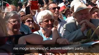 """Kaczyński:""""Mamy wspaniałego prezydenta, ale powinien być wybrany na kolejną kadencję"""""""
