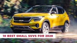10 Best Small SUV 2019 – Luxury & Reliable Crossover 2020 Models !