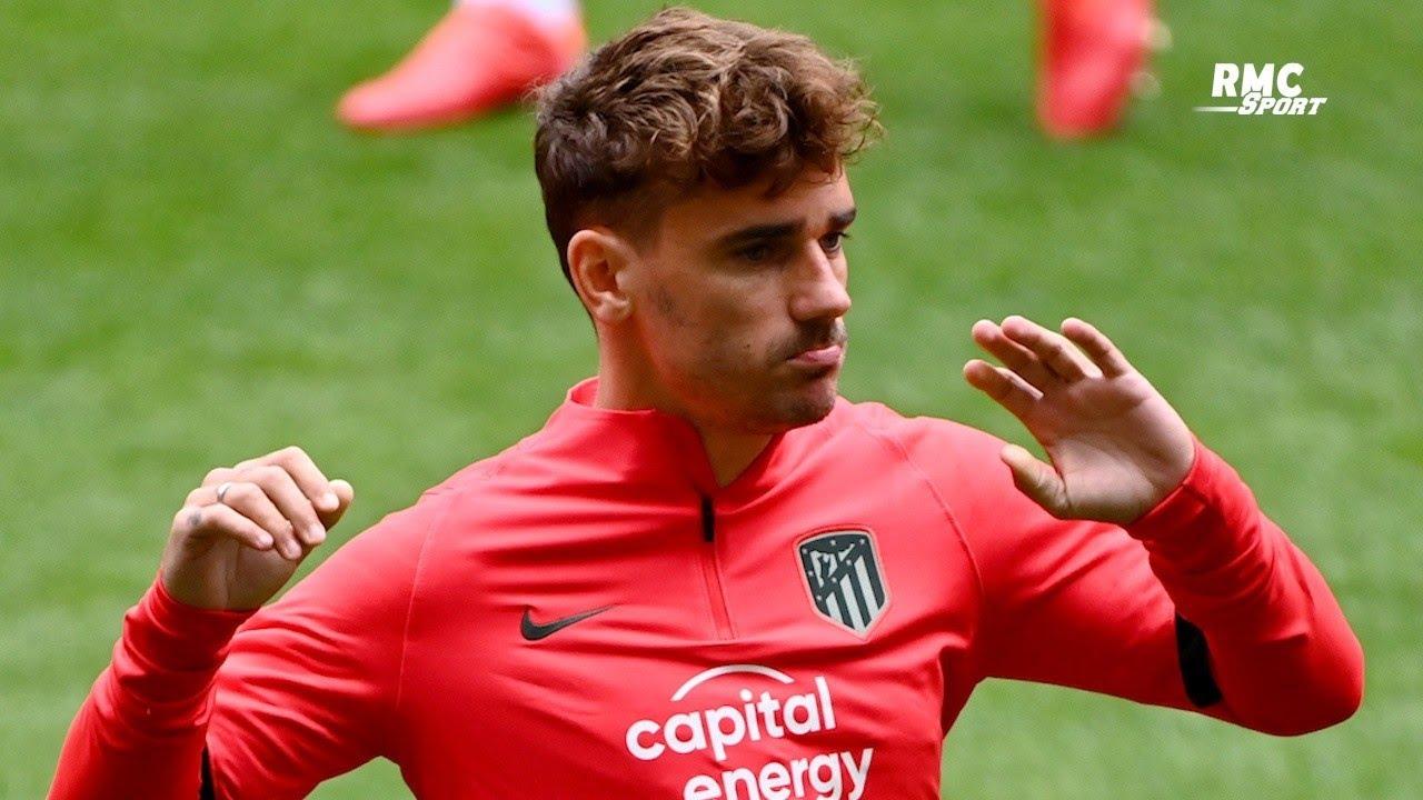 """Atlético : """"Griezmann va réussir à retourner les supporters"""" assure Bodmer"""