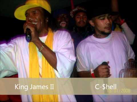 C-$hell & King James II - Strawberries