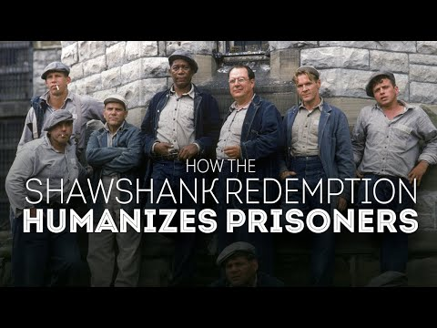 How The Shawshank Redemption Humanized Prisoners