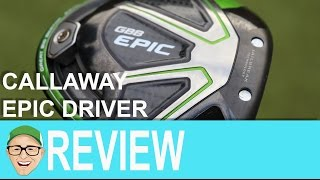 Callaway GBB Epic Driver Mark Crossfield