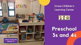 Preschool 3's & 4's
