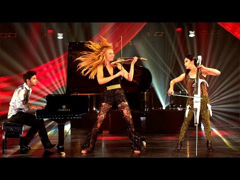 MISERLOU – William Joseph & Caroline Campbell (feat Tina Guo) EXPLOSIVE cover from Pulp Fiction