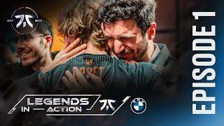 Legends in Action - Les Fnatic aux Worlds 2021