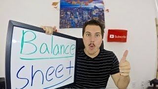 Balance Sheet Tutorial! - Reading a Balance Sheet!