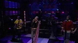 Joss Stone   Don't Know How  Live on Last Call   3 31 04