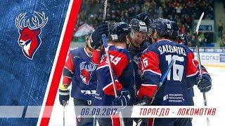 Торпедо - Локомотив 3:0