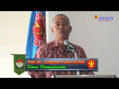 Dok Humas Untad, Rapat Pemilihan Ketua Darmawanita Untad