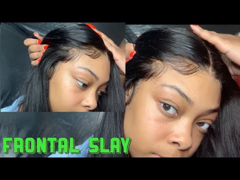 LACE FRONTAL MELT | BEGINNER FRIENDLY | LACE FRONTAL INSTALL