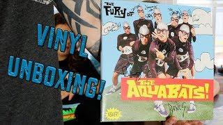 The Aquabats Vinyl Unboxing!