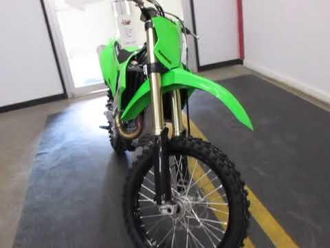 2022 Kawasaki KX 450 in Wichita Falls, Texas - Video 1