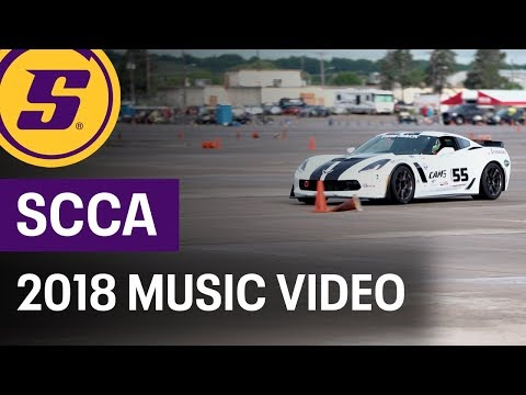 Speedway Motors 2018 SCCA Tire Rack Solo Nationals Music Video