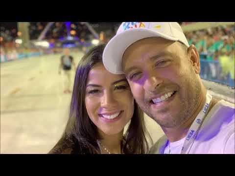 Diogo Nogueira termina namoro de dois anos com Jéssica Viana