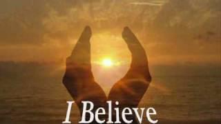 I Believe - Karaoke Version
