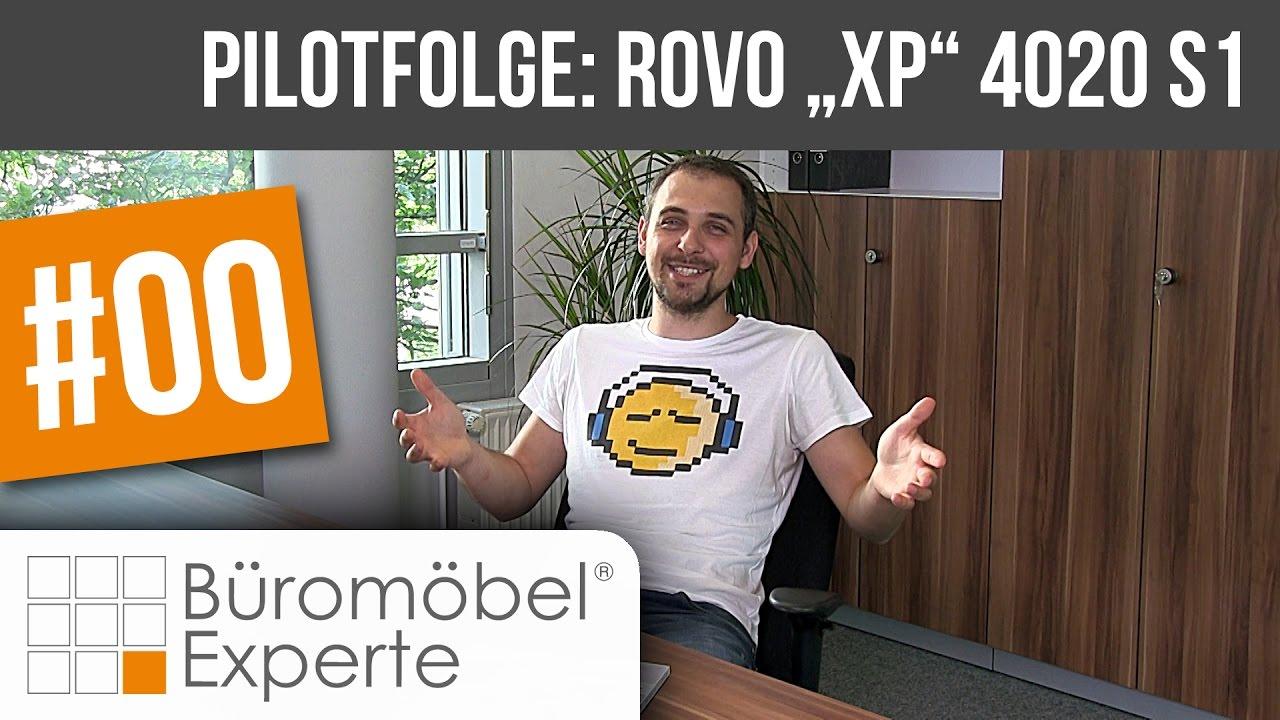 Video zum Profi Drehstuhl XP 4020 S1 Basic