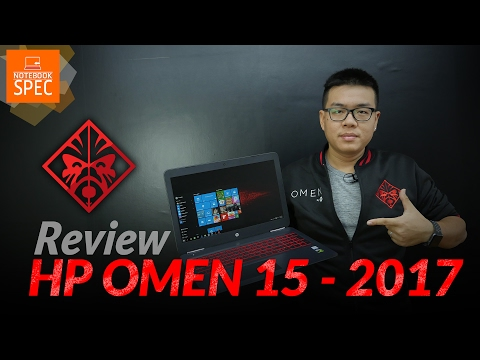 [Review] HP OMEN 15 – 2017 Gaming Notebook โครตคุ้มงบสามหมื่นได้ Win 10 + IPS