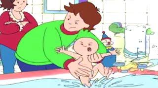 Caillou Italiano - Caillou Non Vuole Lavarsi   Nuovi Episodi   Cartoni Per Bambini Videos For Kids