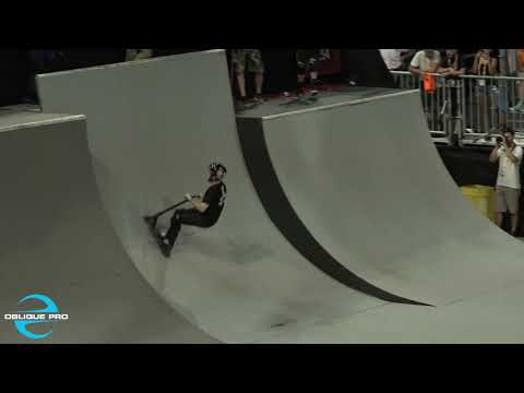 Billy Watts - ISA Men's World Scooter Finals 2019