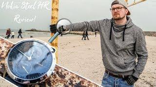 Nokia Steel HR Hybrid Uhr - Die SCHÖNSTE Smartwatch | Meine Erfahrungen, meine Review