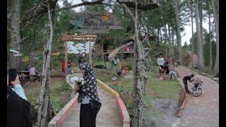 Wisata Alam Bur Telege di Dataran Tinggi Gayo Aceh Jadi Favorit para Pengunjung