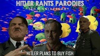 Hitler plans to buy fish