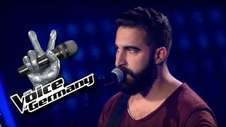 Diamonds - Rihanna | Ruben Dimitri | The Voice of Germany 2016 | Blind Audition