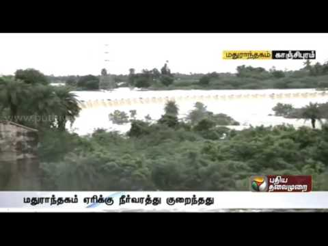 inflow-into-maduranthakam-lake-decreases