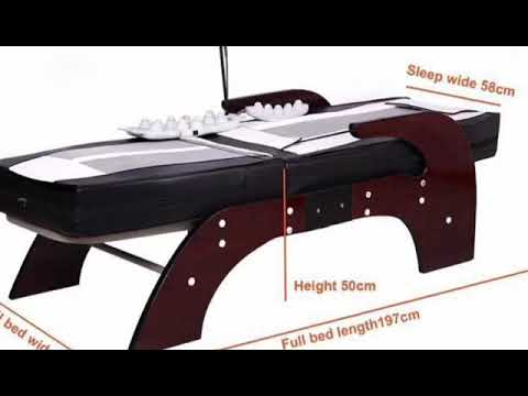 Full Body Automatic Thermal Massage Bed