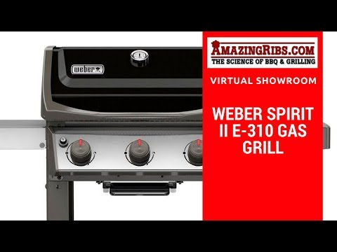 Watch This Weber Spirit II E-310 Gas Grill Review